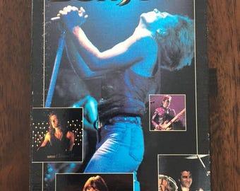 Bon Jovi Keep The Faith VHS Video Concert