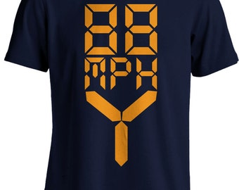 Back to the Future - 88mph Movie T-shirt