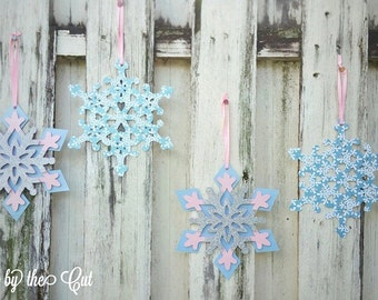 Winter One-derland Wall Decor, Snowflake Decor, Photo Prop, Nursery Decor, Birthday Decor