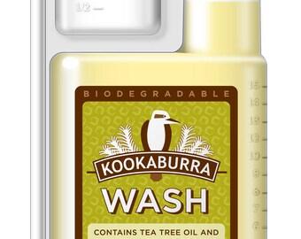 "Kookaburra Original Wool Wash 2 Ounce ""Try Me"" Size"