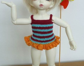 Sale (Old Collection) LittleFee 2 Pc Swimsuit Bathing Beauty