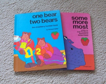 Strawberry Books - Richard Hefter - 2 books - You Choose Which Ones?