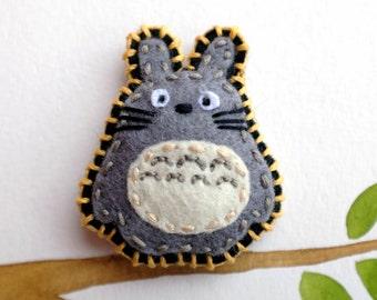 Totoro Fridge Magnet