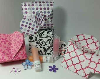 Small Hand-made Gift Boxes - Set of 5