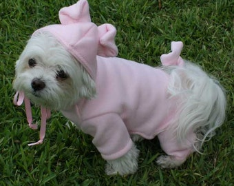 Dog Costume, Halloween Costume for Small Dogs, Halloween Party Costumes, Animal Costume, Pet Costume, Pig