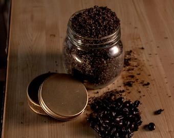 Organic Coconut Sugar Coffee Scrub