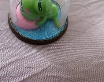 Frog pendant