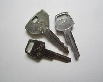 Chrysler-Plymouth Key Magnets