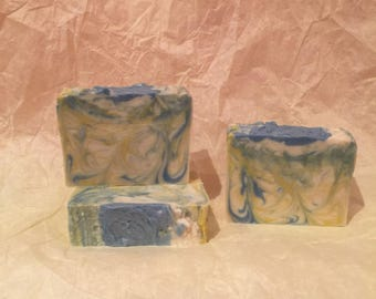Beach Daisies Scented Soap