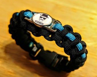 Heisenberg Breaking Bad Inspired Paracord Bracelet