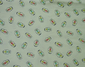 """Nice Vintage Fabric, Dress Weight, 2 Yds. 16"""", 44"""" Wide"""