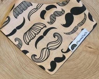 Moustache Bandana (Movember)