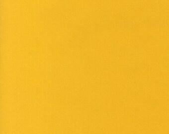 1/2 yard Pure Organic Cotton Marigold Robert Kaufman Fabric - Out of Print