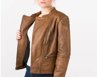 Vintage Classic Leather Jackets