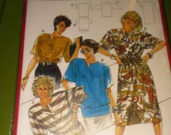 New Womens Burd pattern 6056 US size 8-20 40-48 EU sized 34-56