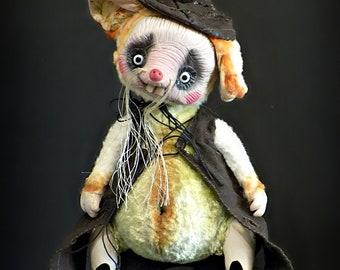 Vincent Longtail mouse ooak