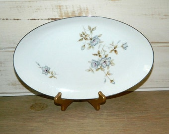 "Yamaka 12"" Oval Serving Platter - Maytime"