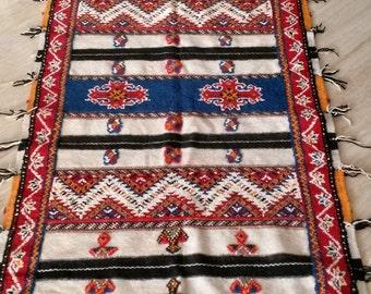 "Berber ""Glaoui"" wool - handmade"
