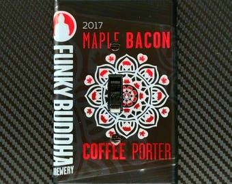 Funky Buddha Maple Bacon Coffee Porter Switch Cover