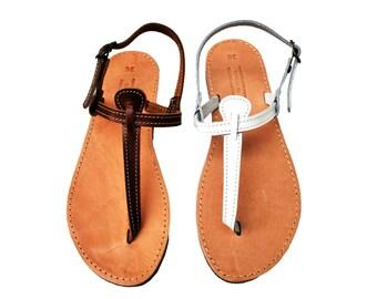 Women t strap sandals, t strap sandals shoes, summer t straps