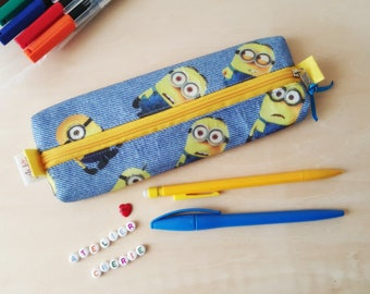 School Kit in Minions theme cotton