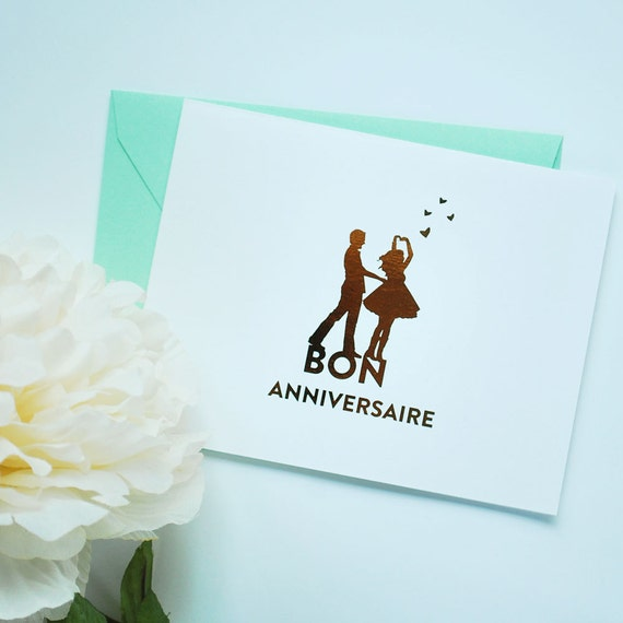 happy wedding anniversary french