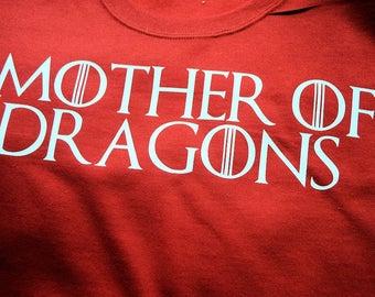 Mother Of Dragons Game Of Thrones Sweatshirt