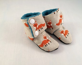 Baby/Toddler Boots Fox, Boots, anti-skid