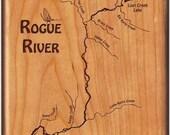 ROGUE RIVER MAP Fly Box-L...