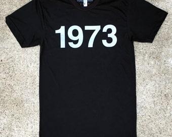 1973 - Roe v. Wade - Unisex White Shirt - Forerunner Edition (End of Stock) 9Mz2J