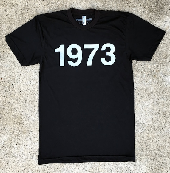 1973 - Roe v. Wade - Unisex Black Shirt - Forerunner Edition (End of Stock) Slw2jZwRV7