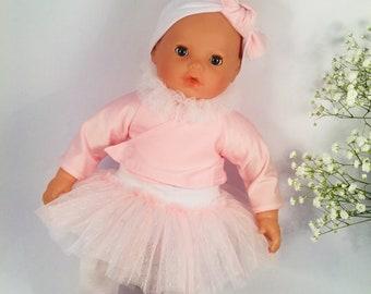 Doll clothes - dress dancer doll 42 cm