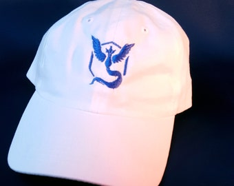 Team Mystic - Pokemon Hat