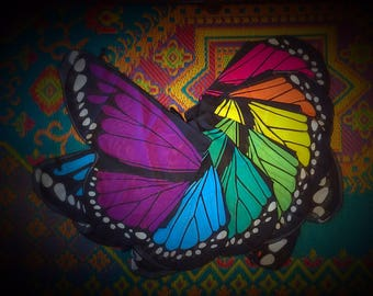 Party Package for 12 Child Butterfly Wings