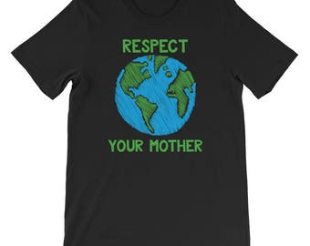 Kids Earth Day TShirt 2018 Live Green Love Mother Earth Gift