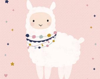 Poster 'Alpaca'
