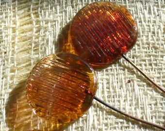 SRA Lampwork Headpins by Catalinaglass