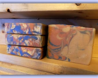 Water & Woods Handmade Soap