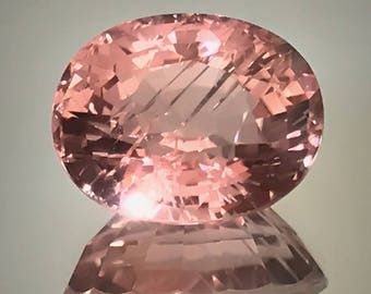 Rare 12.04cts French Rose Pink Mozambique Tourmaline