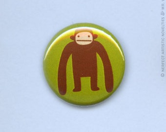 "Simple Chimple 1"" Pin-Back Button"