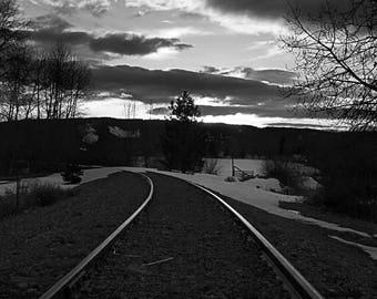 Colins Pine Rail Road