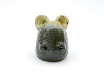 Sour bear drop - Slick pistachio