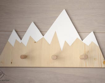 Baby Mountain shelf