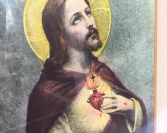 sacred heart of Jesus picture