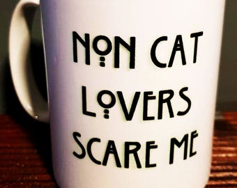 non cat lovers scare me