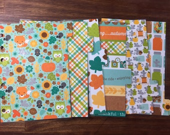 A6 Double-sided Planner Dividers