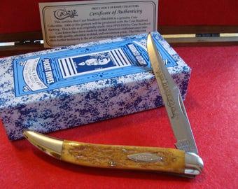 Case Classic Honey Bone Toothpick 61098 SAB