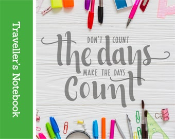 QU05-TN Don't Count The Days