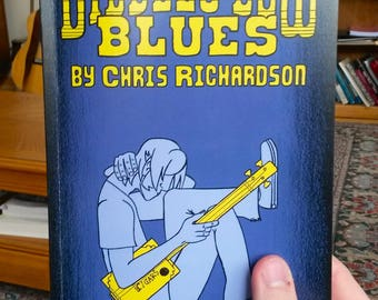 Diddley-Bow Blues (Comic)