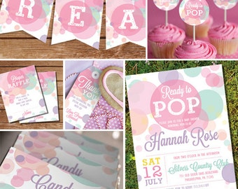 Ready to pop invite etsy ready to pop baby shower filmwisefo